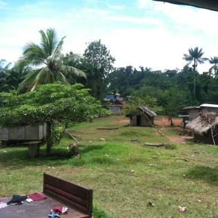 A view of Sivauna village